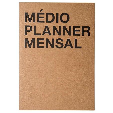 Planner Agenda Na Medida Cicero A4 Kraft