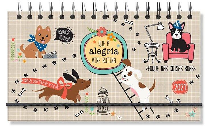 Agenda Mini Cachorro Amigo Fina Ideia