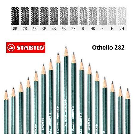 Lapis Graduado Stabilo Othello 282