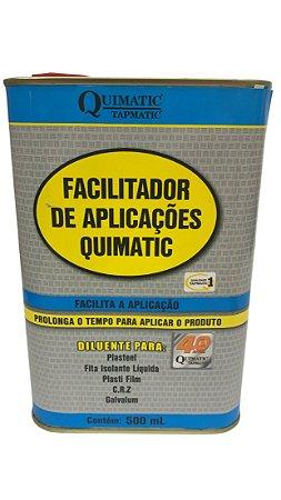 Facilitador de Aplicações Quimatic Tapmatic 500ml Diluente