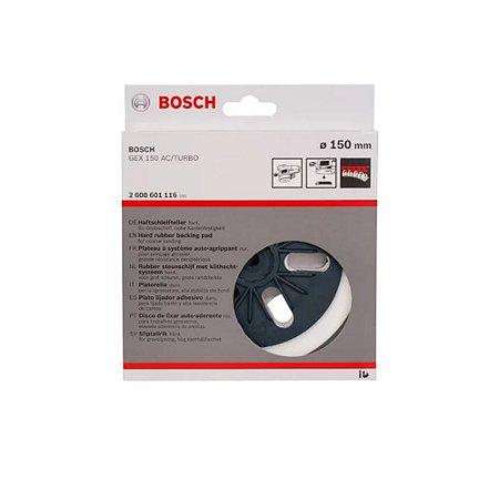 Prato De Velcro Para Gex 125-150 Ave 150mm 2608601116 Bosch