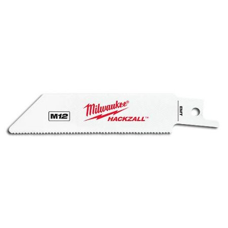 "LAMINA PARA MINI SERRA SABRE TUBO METAL 4"" MILWAUKEE 49-00-5418"