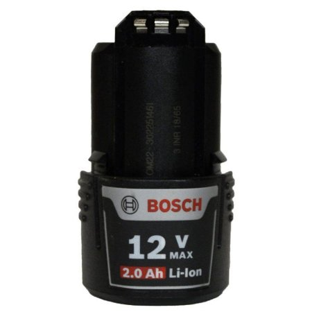 BATERIA RECARREGÁVEL GBA 12V MAX 2.0AH 1600A0021D BOSCH
