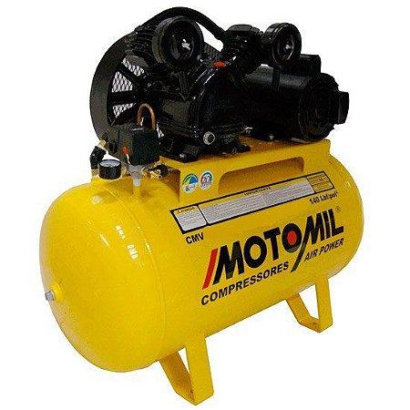 COMPRESSOR AIR POWER 2P 3HP 110/220V CMV-15PL/150 MOTOMIL-00037825.7
