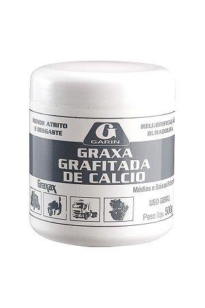 GRAXA GRAFITADA DE CÁLCIO GARIN 500G