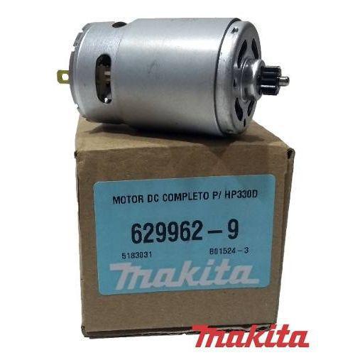 MOTOR DE MAKITA PARA PARAFUSADEIRA HP330D/HP2014D/HP2016D-629962-9