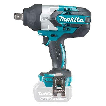 "Chave Impacto Makita à bateria 18V encaixe 3/4"" DTW1001Z"