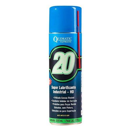 Óleo Anticorrosivo AM1 Penetrante Quimatic Spray 300ml