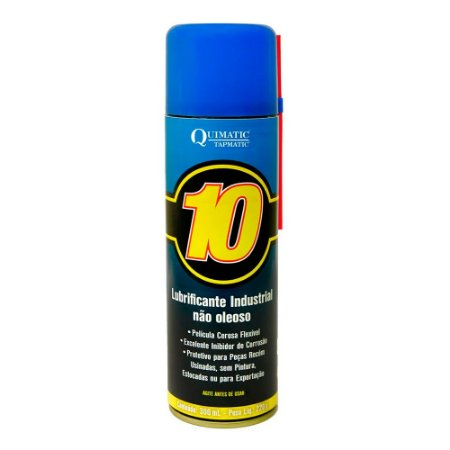 Lubrificante Industrial AA1 Quimatic Tapmatic Spray 300ml