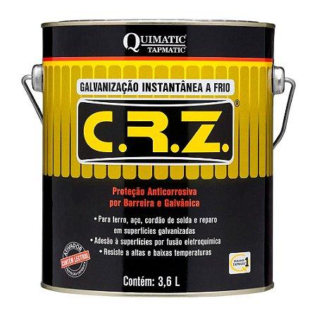 Galvanização Instantânea À Frio CRZ DB3 Lata 3,6L Quimatic