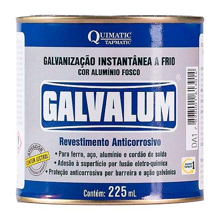 Galvanização Quimatic Galvalum Aluminizada a Frio 225ml DA1