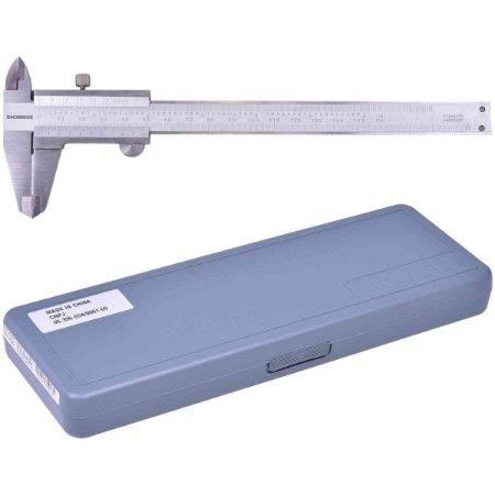 Paquímetro Universal 150Mm Inox 0,02Mm 100.002 Digimess