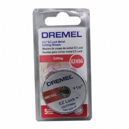 Disco De Corte Para Metal 38mm Ez456 Dremel 2615e456aj