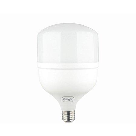 Lâmpada Led bulbo T120 60w bivolt luz branca e27 Glight