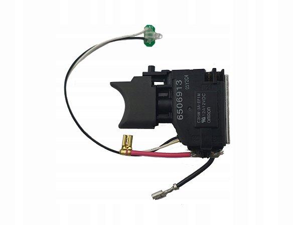 Interruptor Makita HP330D HP2014D TW100D 650691-3