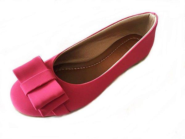 Sapatilha Likka Calçados  Pink- Varejo REF. 071