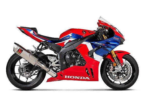Ponteira Akrapovic Titanio - Honda CB 1000 RR(21~)