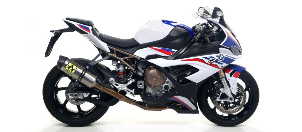 Escapamento full Arrow Competition - BMW S 1000 RR 20'~