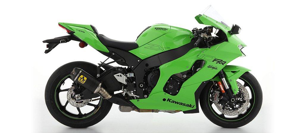 Ponteira Arrow Indy Race Kawasaki ZX10 R / ZX10 RR 21'~