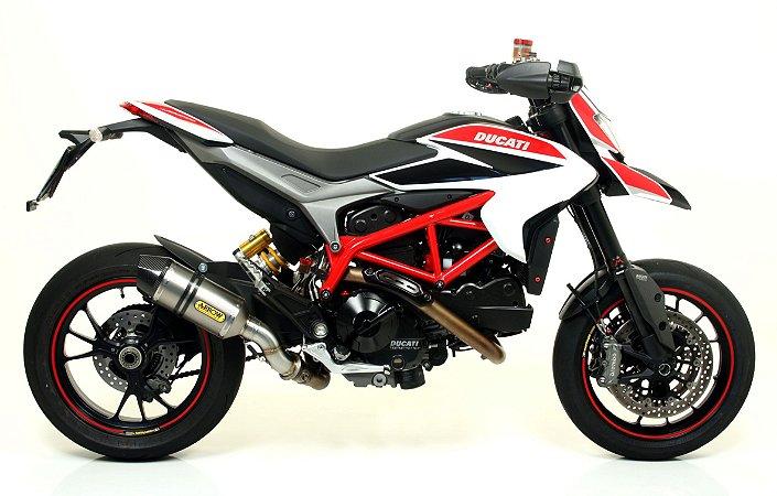 Ponteira Arrow Race -Tech Ducati Hypermotard - Hyperstrada