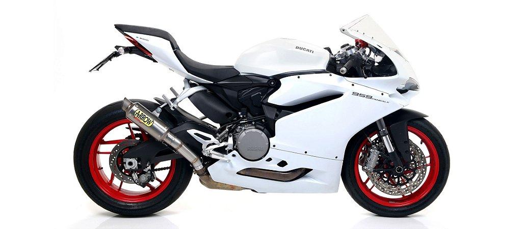 Ponteira Arrow  Ducati GP2 - Ducati Panigale 959 16' ~19'