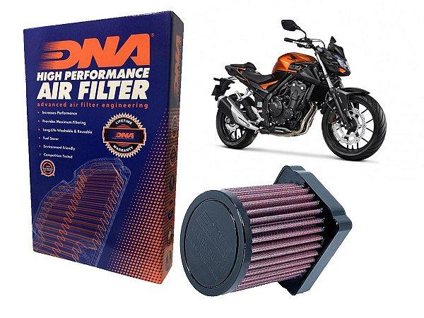 Filtro de Ar Esportivo DNA Filters Honda CB 500 F / X / CBR500R  19' ~
