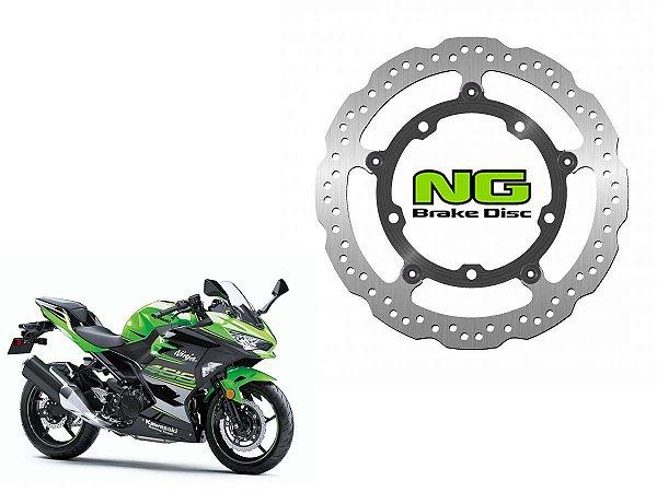 Disco de Freio Dianteiro NG Disc Kawasaki NINJA 400 / Z 400 ABS 18'-
