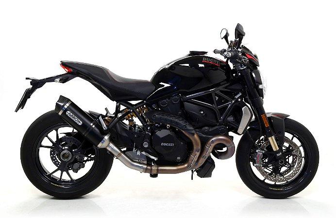 Ponteira Arrow Race Tech - Ducati Monster 1200 16'~21'