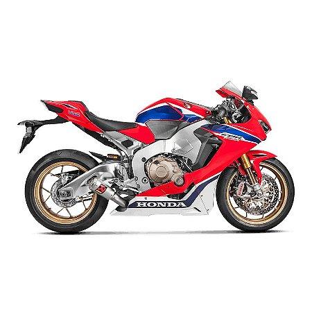 Ponteira Akrapovic titanio Moto GP  - Honda CBR 1000RR (2017~)