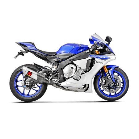 Escapamento full Akrapovic Evolution line - Yamaha R1 (16~)