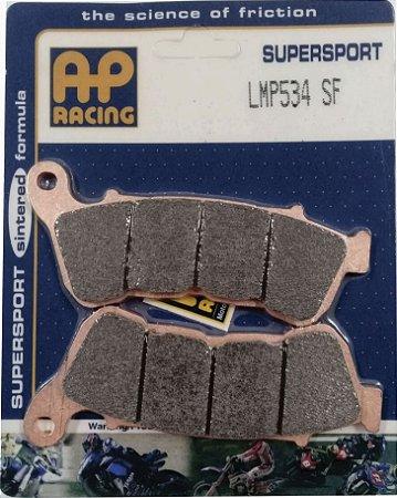 Pastilha de freio SINTERIZADA AP Racing LMP 534 SF
