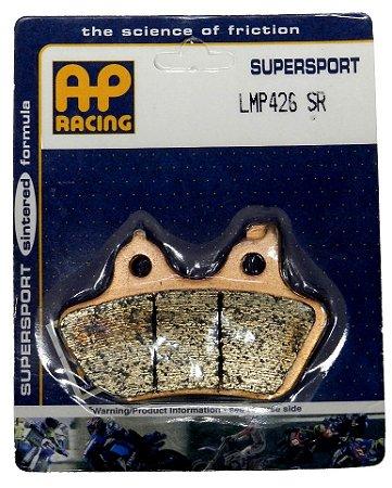 Pastilha de freio SINTERIZADA AP Racing LMP 426 SR