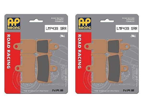 Pastilha de freio RACING AP Racing LMP 439 SRR