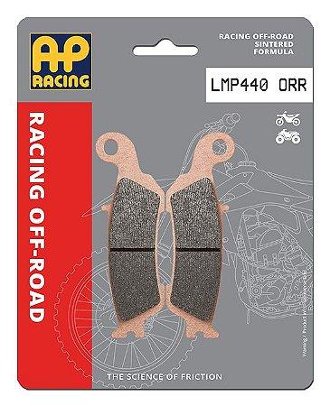 Pastilha de freio dianteira RACING AP Racing MX HH LMP 440 ORR