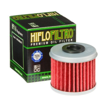 Filtro de óleo Hiflofiltro HF116