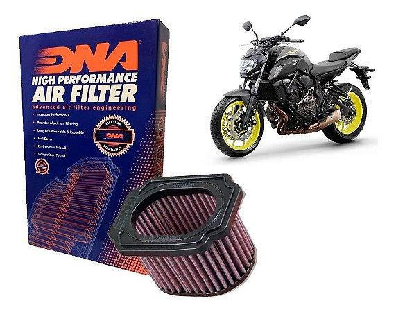 FILTRO DE AR ESPORTIVO DNA Yamaha MT07 (2014-20)