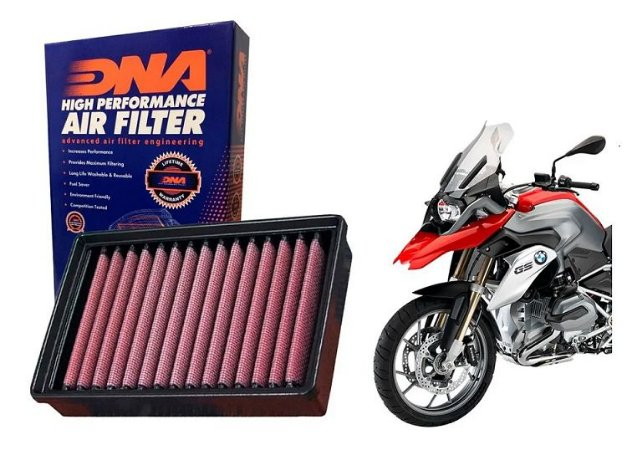Filtro de Ar Esportivo DNA BMW R 1200 GS / GS ADVENTURE   (6~12)