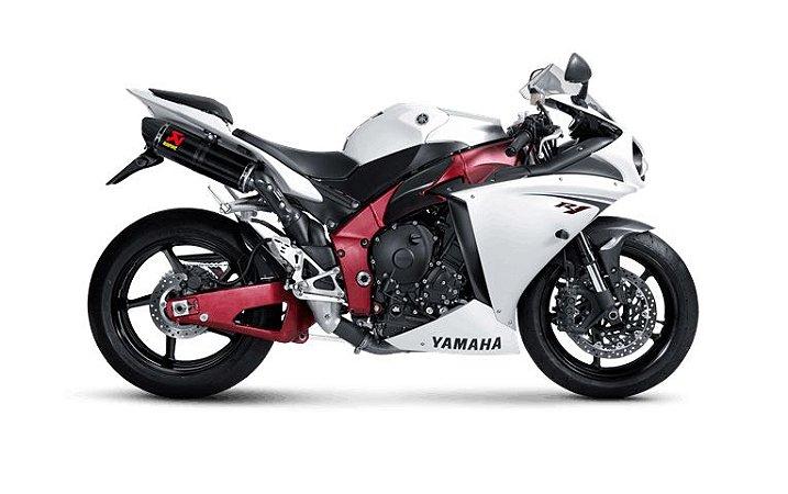 Ponteira Akrapovic Carbono - Yamaha R1 (12~14)