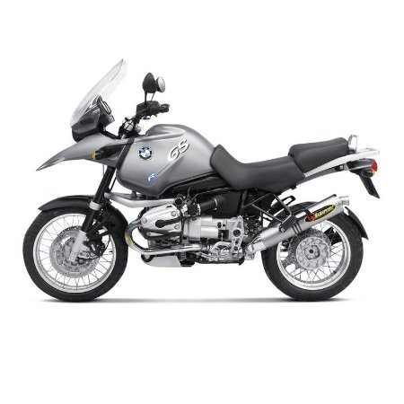 Ponteira Akrapovic titanio - BMW R 1150 GS (99~03)