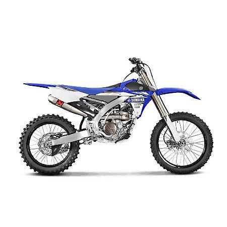Escapamento Akrapovic racing Line - Yamaha YZF 250 (15~18)