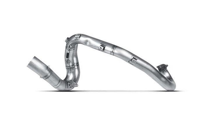 Coletor titanio - Ducati Hypermotard 13~15)