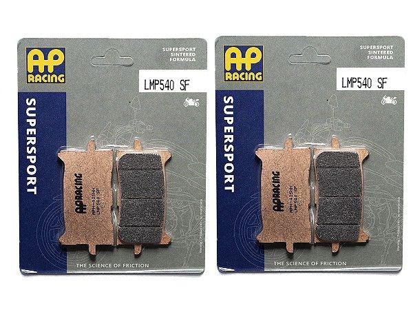 Pastilha de freio SINTERIZADA AP Racing HH LMP 540 SF