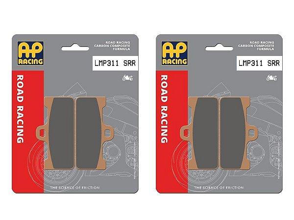 Pastilha de freio RACING AP Racing LMP 311 SRR