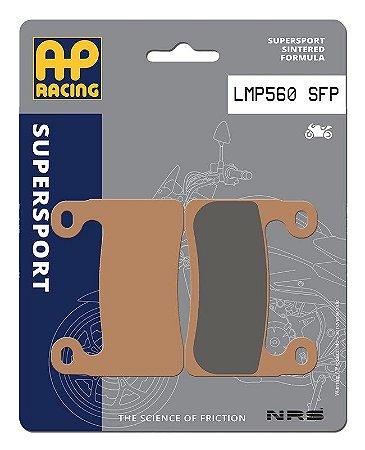 Pastilha de freio dianteira  AP Racing  sinterizada HH LMP 560 SFP