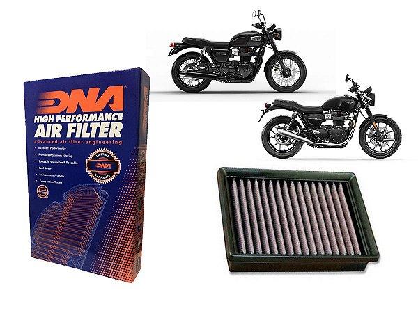 FILTRO ESPORTIVO DNA TRIUMPH STREET TWIN 900 / BONNEVILLE T