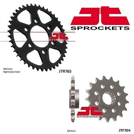 Coroa e Pinhão JT Sprockets Ducati Multistrada 950