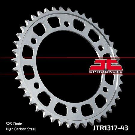 Coroa JT SPROCKETS HONDA CBR 1000 (17~19) - 43 Dentes