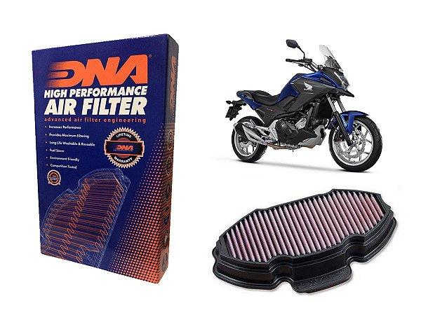 FILTRO DE AR ESPORTIVO DNA HONDA NC 750