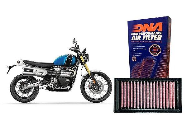 Filtro de ar DNA para Triumph Scrambler 1200 19'-