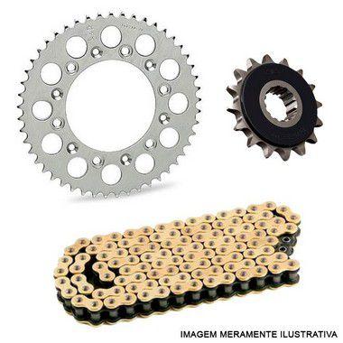 Kit Transmissão Premium Ducati Monster 796 (2012-15) 1100 (2012-15)